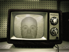Very Old Telly - animated
