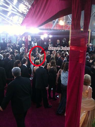 SteveJobs.Oscars