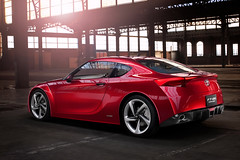 Toyota FT-86 Coupe concept