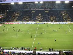 Borussia Dortmund vs. Borussia VfL Mönchengladbach