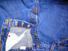 067-365 (krossbow) Tags: blue jeans bluejeans levis unbuttoned buttonfly 501s dailyshoot 067365 edtech3652010 ds113 03082010