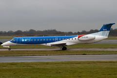 G-RJXR - 145070 - BMI Regional - Embraer EMB-145EP - Manchester - 081126 - Steven Gray - IMG_3350
