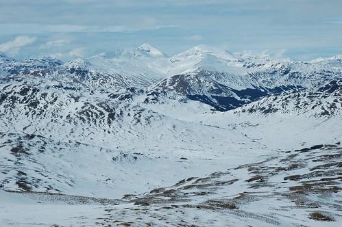 The Hills of Crianlarich