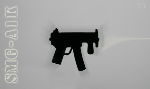 Tiny Tactical SMG-A1k