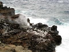 Nakalele Blowhole (tkw954) Tags: ocean usa hawaii maui blowhole westmaui nakalelepoint