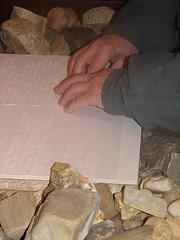 Putující kameny aneb Pravidla chaosu - návštěva výstavy ve Znojmě, 26. 2. 2010