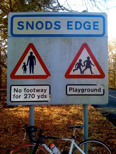Snods edge, Northumberland