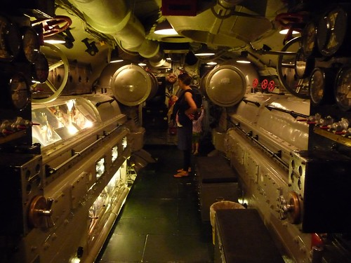 engine room.