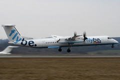 G-ECOD - 4206 - FlyBe - De Havilland Canada DHC-8-402Q Dash 8 - Luton - 100311 - Steven Gray - IMG_8204