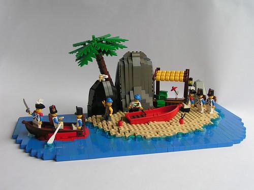 Waterpaint Island