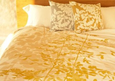 Amenity Home amber fern duvet