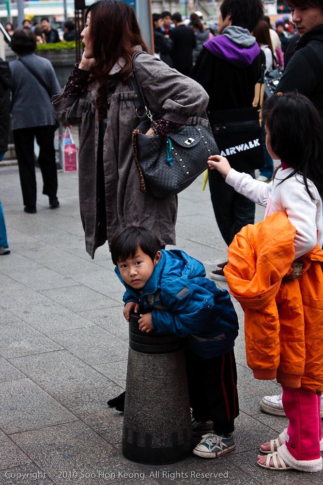 i Stare @ Ximending, Taipei, Taiwan