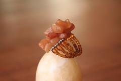 Anillo de Aventurina (laseoradelosanillos) Tags: anillos