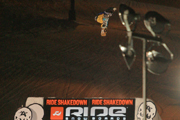 Dew Tour Athlete Megan Ginter won the womens side of Ride Shakedown at Summit at Snowqualmie, Washington