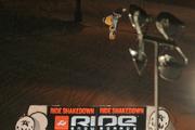 Dew Tour Athlete Megan Ginter won the womens side of Ride Shakedown at Summit at Snowqualmie, Washington