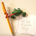 Flick Frog