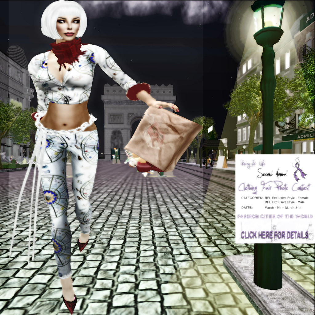 Clothing Fair Photo Contest RFL Exclusive Style