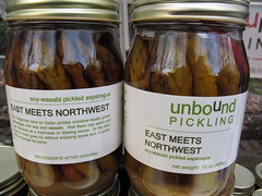 Unbound Pickling East Meets Northwest