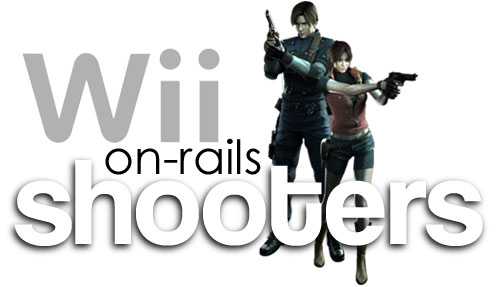 Wii Rail Shooters