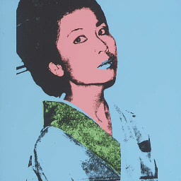 art andy c arnold ken collection warhol kimiko