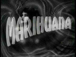 Dwain Esper Marihuana Cat Eye Scene