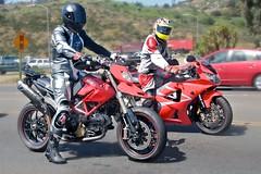 Ducati (ms4jah) Tags: california ca bike southern empire motorcycle biker ducati inland