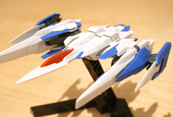 0 Raiser - Weapons?