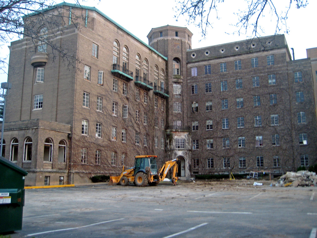 Vanishing Stl St Mary S Hospital To Demolish Mother