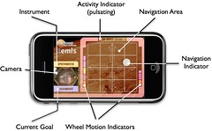 iPhone Mars Rover