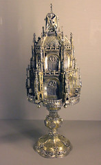 Reliquary-monstrance, Portugal, early 16c
