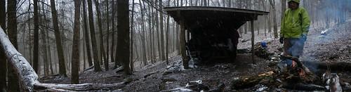 Shelter panorama