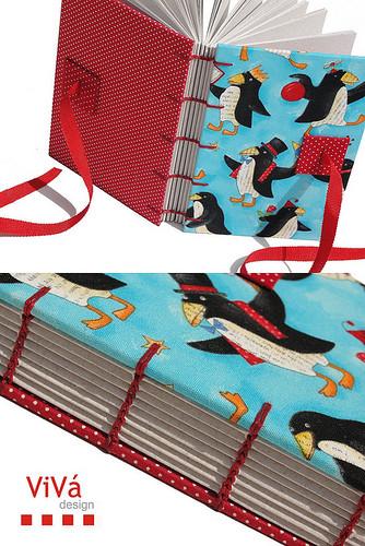 Sketchbook 'Los Pingüinos'
