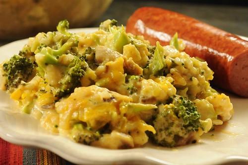 broccoli rice post