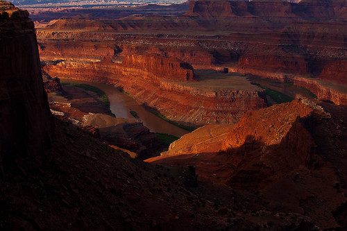 sunrise - Dead Horse Point - 6-8-08