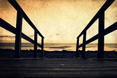 Filastrocca di un'altra estate: il pomeriggio (||| DavidO LestrangE |||) Tags: sea texture film mare estate dream inverno gallipoli salento sogno passerella pomeriggio yanntiersen uscitafotografica passerelladilegno ilfavolosomondodiamélie comptinedunautreété davidemusardo filastroccadiunaltraestate davidolestrange