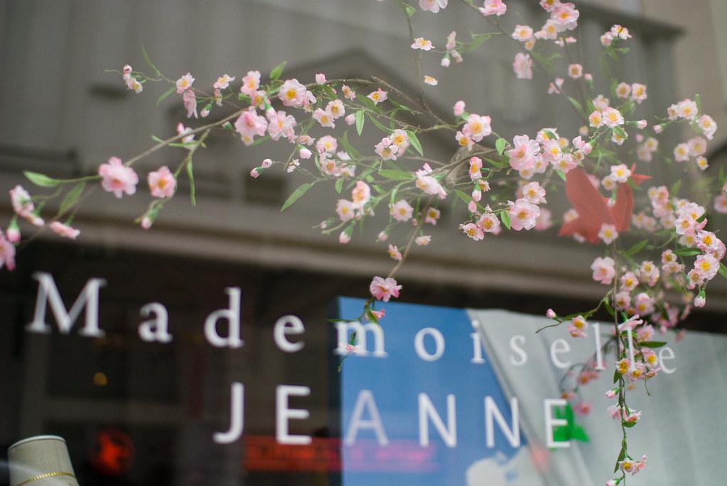 Mademoiselle Jeanne