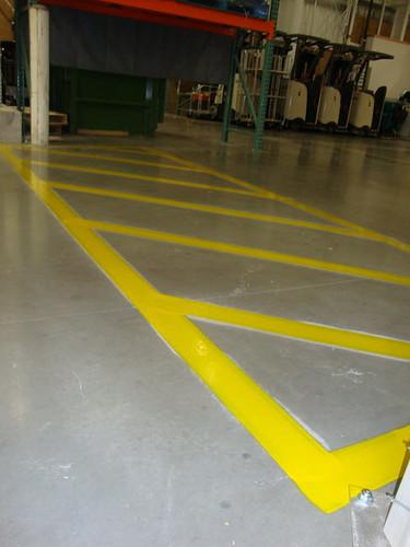 Concrete Line Painting Contractors
