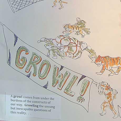 growl story board