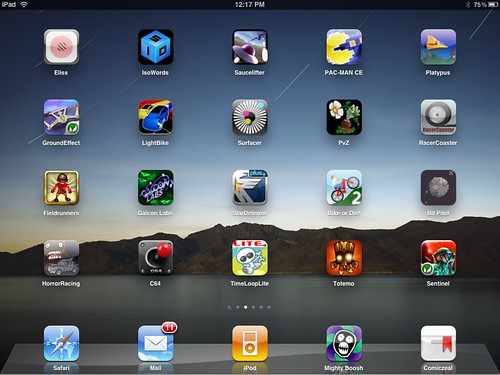 great games on ipad