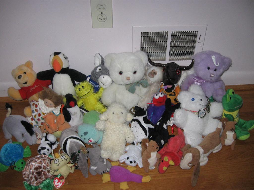 My Stuffed Animals