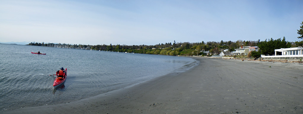 Cadboro Bay Pano
