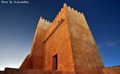 Barzan Tower in Qatar (khalifa almelhim) Tags: tower nikon tokina khalifa qatar barzan d90    mywinners 1116mm  almelhim kalmelhim