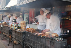 Shashlik Chefs (Say it 5x fast)