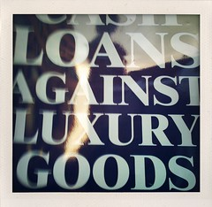 Cash Loans Against Luxury Goods