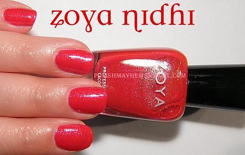 Zoya Nidhi
