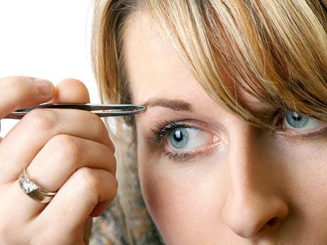como fazer sobrancelha