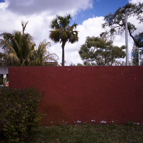Red Wall North Miami