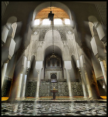 The Tomb of Moulay Ismail ! (Bashar Shglila) Tags: architecture tomb morocco maroc ismail islamic meknes moulay   mequinez    mekns      mygearandmepremium mygearandmebronze mygearandmesilver mygearandmegold mygearandmeplatinum mygearandmediamond