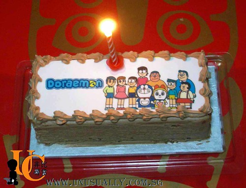 Anson Doraemon Birthday Cake | Flickr - Photo Sharing!