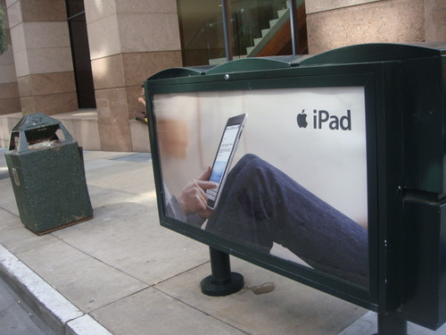 iPad Advertising